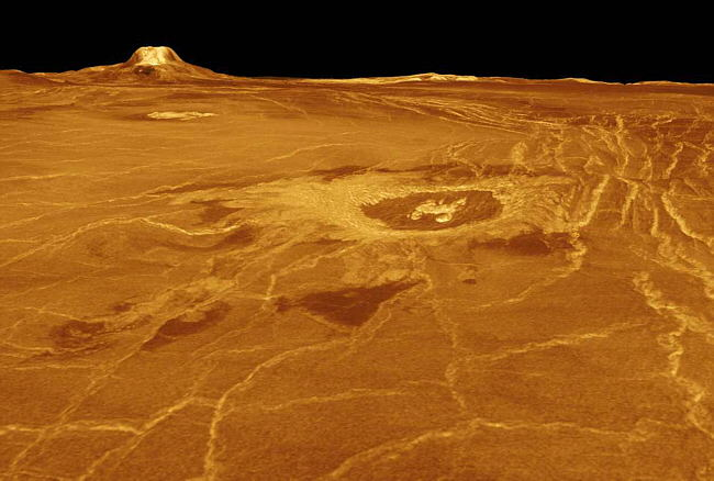 Venus Superfície