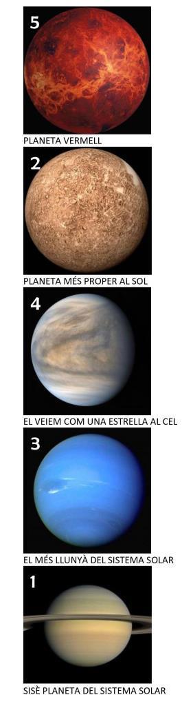 Planetes Mots encreuats 1